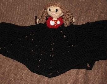 Crochet Hermione Blanket