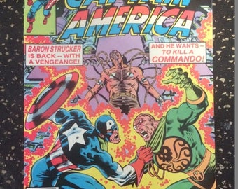Captain America # 274 Comic by Marvel Comics