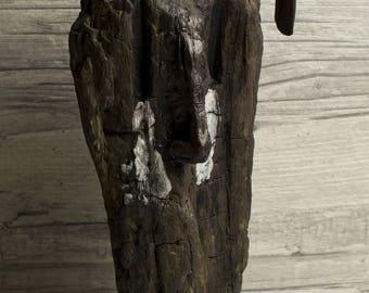 KAMIKAZE - Mixed media Sculpture