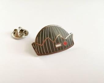 Riverdale Jughead beanie hat enamel pin | Archie comics merch | Free worldwide shipping