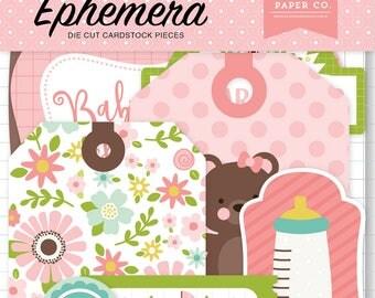 Sweet Baby Girl Ephemera