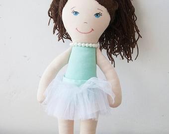 Ballerina Ragdoll, Handmade Ragdoll