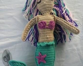 Ragdoll Mermaid