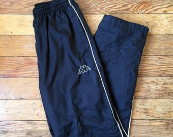 Kappa Track Pants - Black