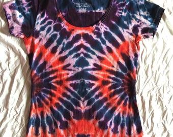 Women's tie dye size 38