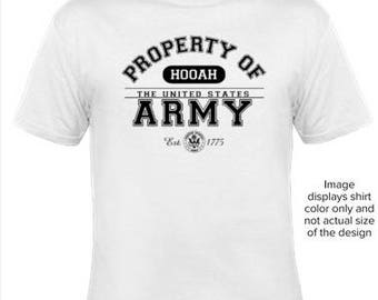 Property Of  Army