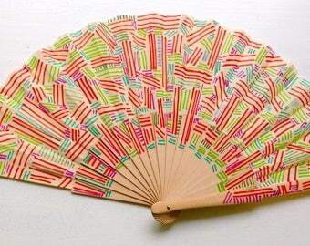 Unique hand fan design 8