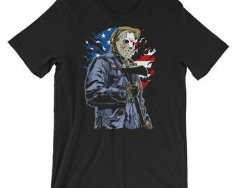 American Dream Killer Short-Sleeve Unisex T-Shirt