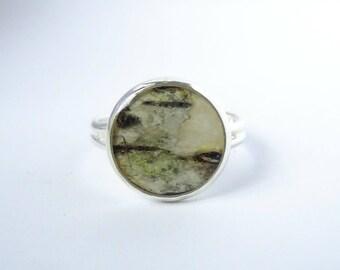 Birch bark ring,adjustable ring,mini bark,nature jewelry,unique jewelry,minimalistic style,dainty ring,bark ring,wood style,wood forest ring