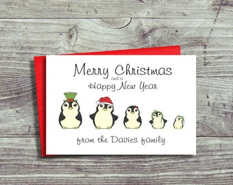 Pack Family Christmas Cards, Multipacks, Festive Greetings Cards, Business Company Christmas Cards