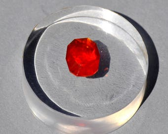 Fire opal oval design HL bade