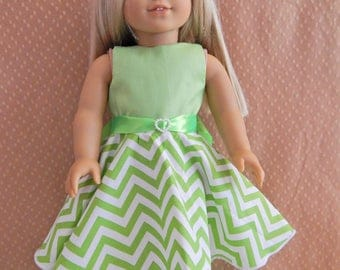 """18"""" Doll dress"""