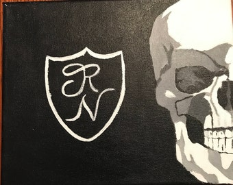 Raider Nation Painting