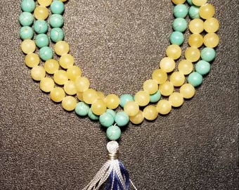 108 Bead Mala - Prayer Beads