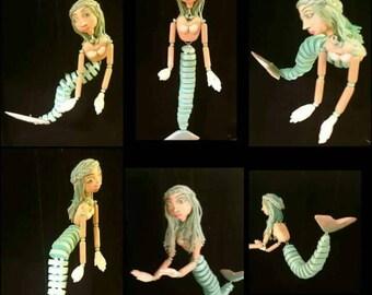 Marionette Siréne