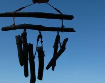 Driftwood, dream catcher, wall hanging Native American, wood