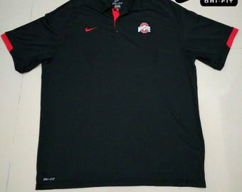 Buckeye football etsy for Ohio state golf shirt