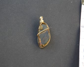 Amber necklace. Amber Halter Lase (Mexico)
