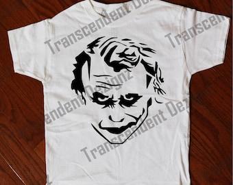 Kids Joker Halloween Shirt, Kids Joker Graphic Shirt, Kids Graphic T Shirt