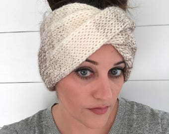 Ombre Twisted Turban