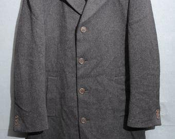 GIANFRANCO FERRE-Coat of arms casual vintage TG 50 (E38)