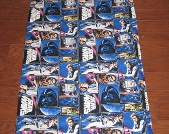 Star Wars Nap Mat Cover and Matching Pillow Cover