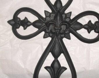 Cross Metal Decor