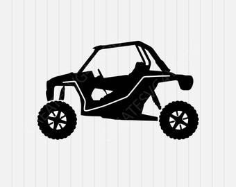 RZR svg - Off Road svg - svg, dxf, eps, png, Pdf - Download - Cut File, Clipart - Cricut Explorer - Silhouette Cameo