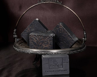 SUMMER IN INDIA - Luxury Handcrafted Shea Butter Body Soap Bar