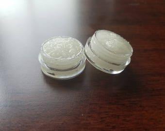 Peppermint Lavender Lip Scrub