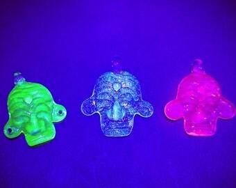 UV Reactive Blue UV Zen Head
