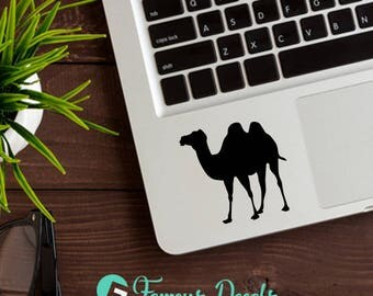 Camel Decal, Laptop Stickers, Hump Day, Camel Stickers, Yeti Cup Decals, Trackpad Stickers, Macbook Decal, Camel Decals, Hump Day Decals