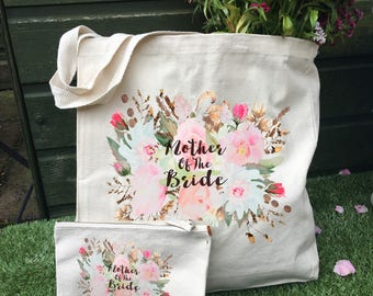 Mother of the bride gift set - mother of the bride gifts - bridal shower - bridal gifts - mother of the bride bags - mother of the bride