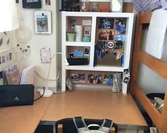 Dorm Room Desk Shelf Organizer