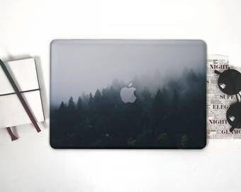 Macbook Air Case 15 inch Macbook Case Macbook Pro Retina 13 Case Forest Macbook Case Macbook Pro Case Macbook Case Laptop Trees Case Macbook