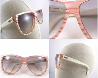Vintage Rodier 80s Sunglasses, Vintage Eyewear, French 1980s Sunglasses
