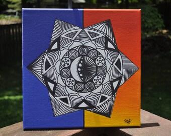 Night and Day - Celestial Mandala