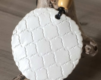 Clay Diffuser Disc for Essential Oils