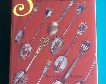 A Collectors Guide to Spoons around the world from 1976