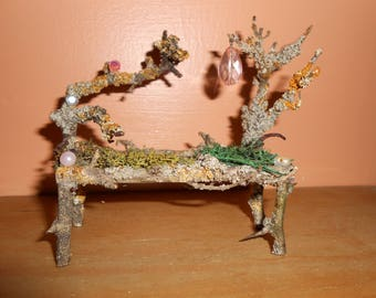 Woodland Fairy Bench