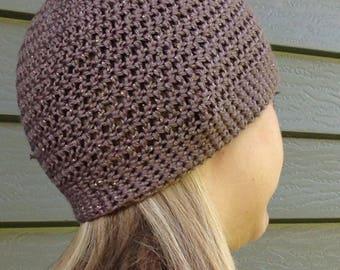 Acorn Sparkle Beanie Hat