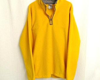 Yellow fleece | Etsy