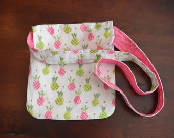 Kids mini messenger bag