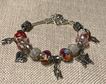 Pandora Style Charm Bracelet without the Pandora Price!!!
