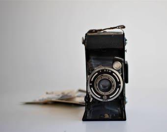 Bellows camera