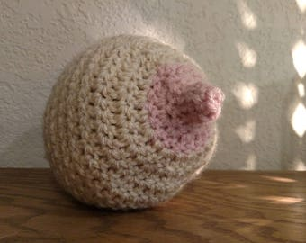Boob Hat, boobie, breastfeeding hat