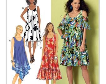 Dress sewing pattern Butterick B6350