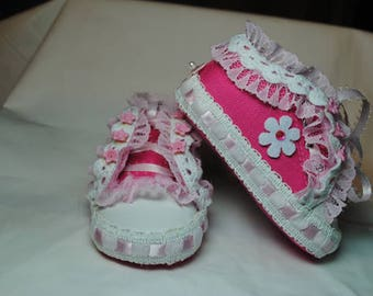 Heidi Girl's Baby Shoes 6-9 months