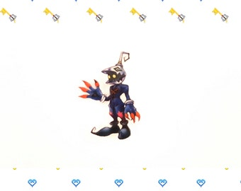 Kingdom Hearts Heartless Soldier