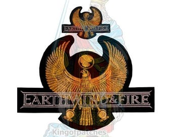 Earth Wind And Fire Etsy